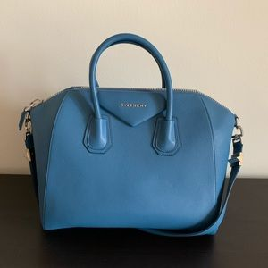 "Givenchy ""Medium Antigona"" Satchel"